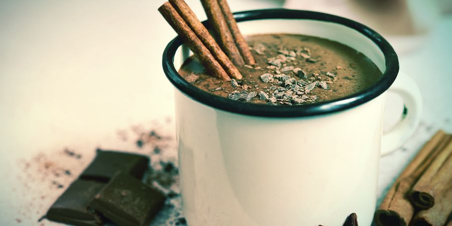 Recipe for Cannabis Infused Hot Chocolate