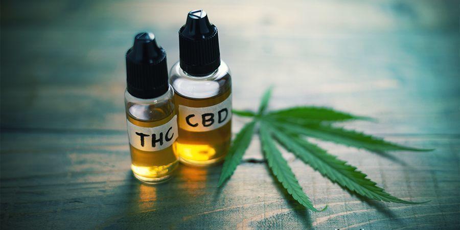EEN GELIJKE VERHOUDING THC EN CBD IS VAN GROOT BELANG