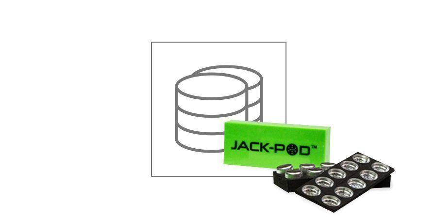 Fill-It 10 met Stash Box + 10 Pods