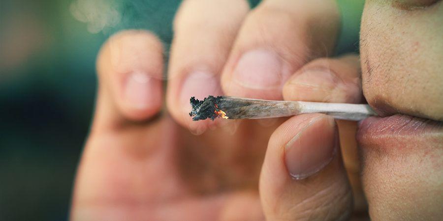 Biologische Beschikbaarheid: Cannabis Roken