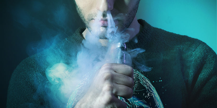 De Risico'S Van E-liquids Gelden Niet Voor Droge Kruiden