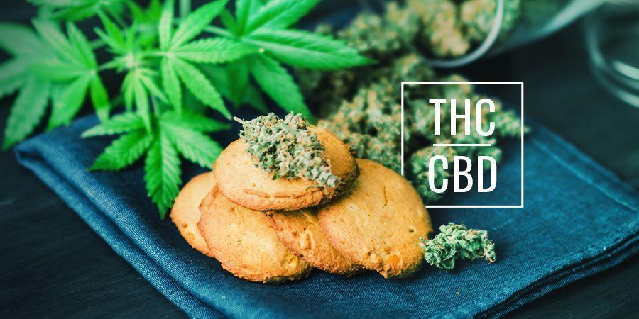 Wat Is Het Verschil Tussen Cannabis Edibles Met THC En Edibles Met CBD?