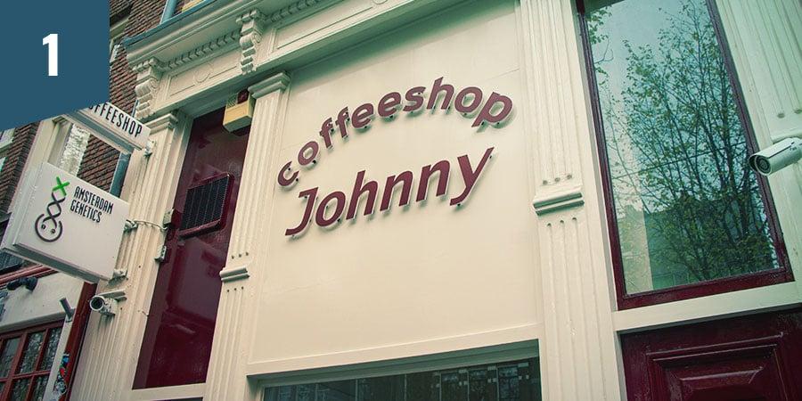 Coffeeshop Johnny Amsterdam - Beste CBD-Producten