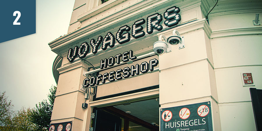 Voyagers Coffeeshop Amsterdam - Beste CBD-Producten