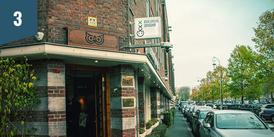 Boerejongens Coffeeshop Amsterdam - Beste CBD-Producten