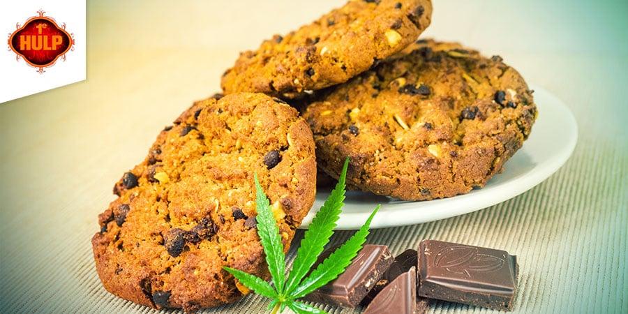 Coffeeshop 1e Hulp Amsterdam - Cannabis-Edibles