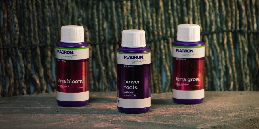 Plagron-producten Bij Zamnesia