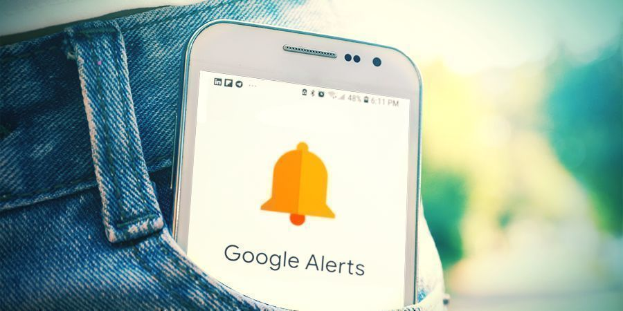 STEL GOOGLE ALERTS IN
