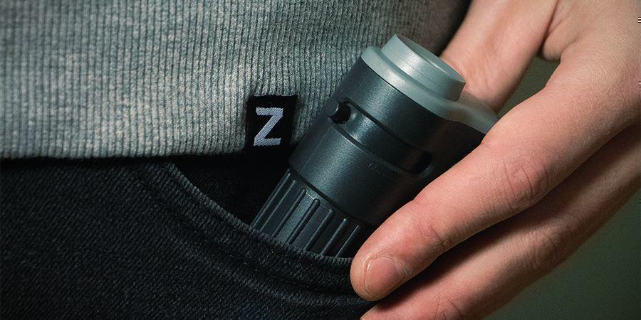 Zakmicroscopen: Carson Microbrite Plus