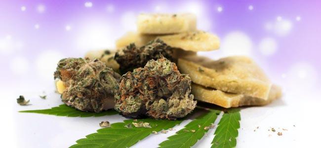 Cannabis Boter