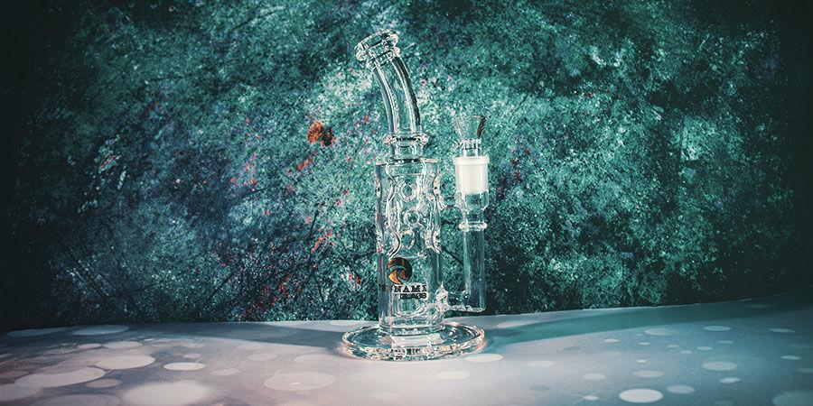 Percolator Cannabis Bong