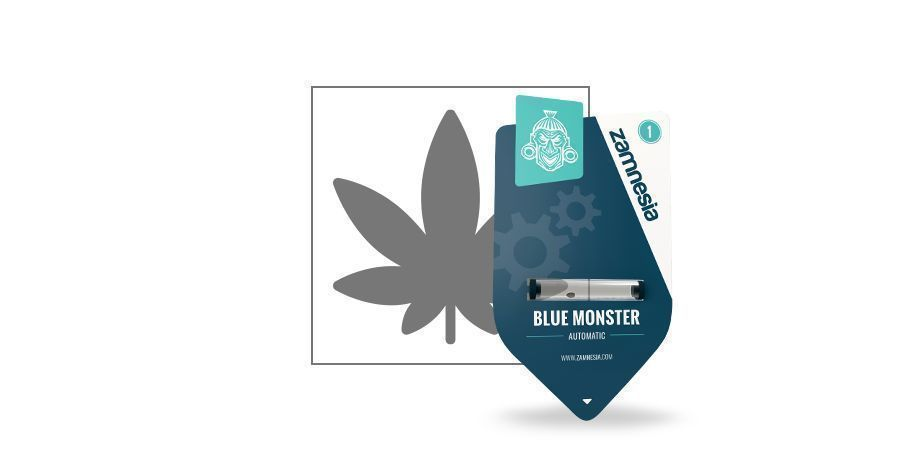 Blue Monster Automatic