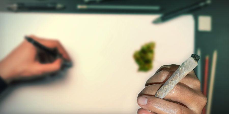 SUPER SILVER HAZE ROKEN: SMAAK EN EFFECTEN