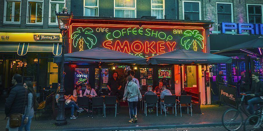 Smoke Spots In Amsterdam: Coffeeshops