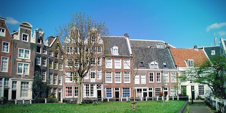 Smoke Spots In Amsterdam: Amsterdamse Hofjes