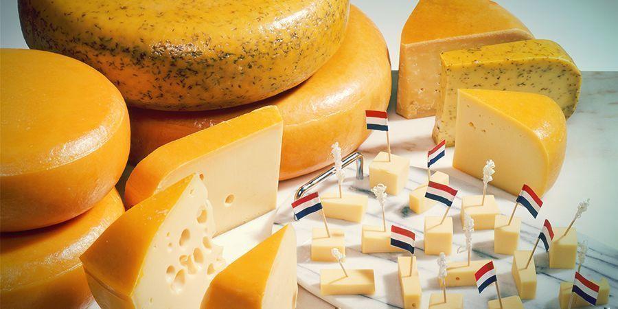 Stoner Snacks Amsterdam: Hollandse Kaas