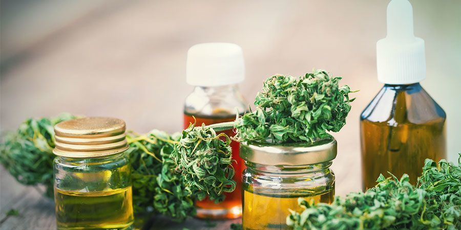 CBN Combineren Met Andere Cannabinoïden