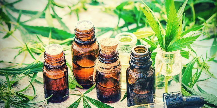 CBG Combineren Met Andere Cannabinoïden