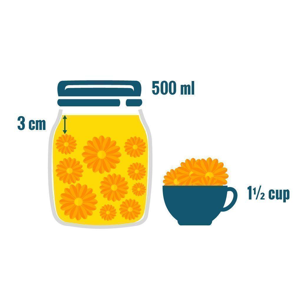 Doe de Bloemen en Olie in de Pot