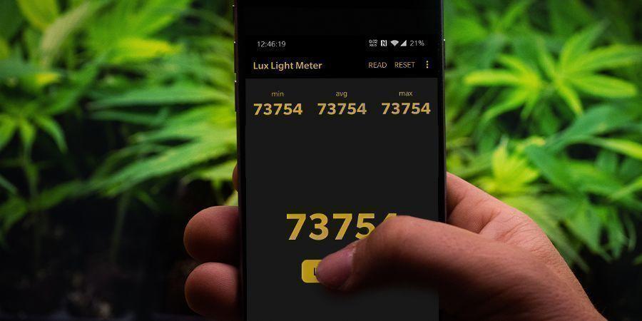 Lichtmeter-Apps
