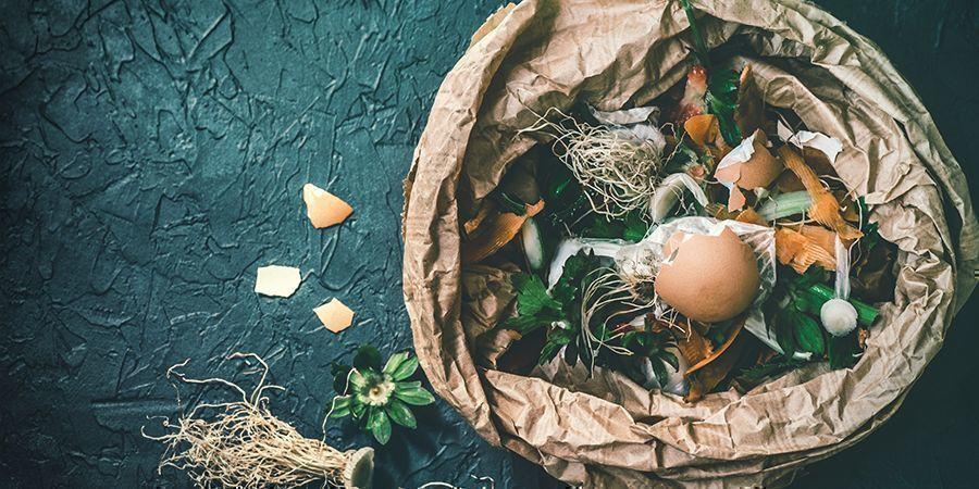 Zelfgemaakte Compost Gebruiken