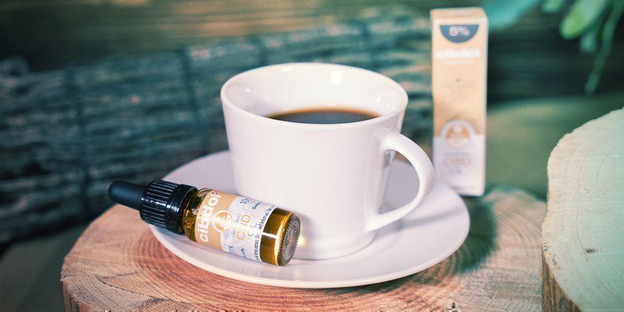 Cafeïne En Interacties Met CBD
