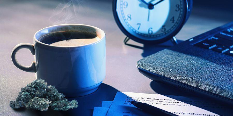 Wat Voel Je Als Je CBD En Koffie Mixt?