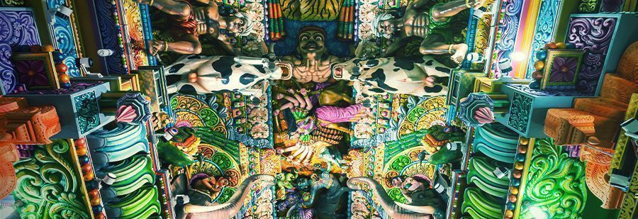 r/currentlytripping: Iedereen Is Welkom In De Temple Of Tripping