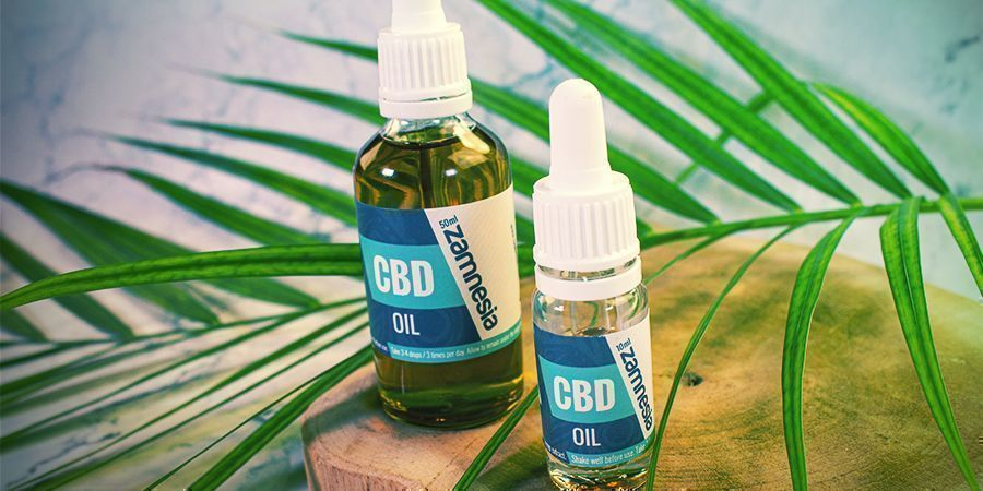 CBD Olie (Zamnesia) 10%
