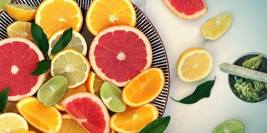 Super Lemon Haze : Smaak & Effecten