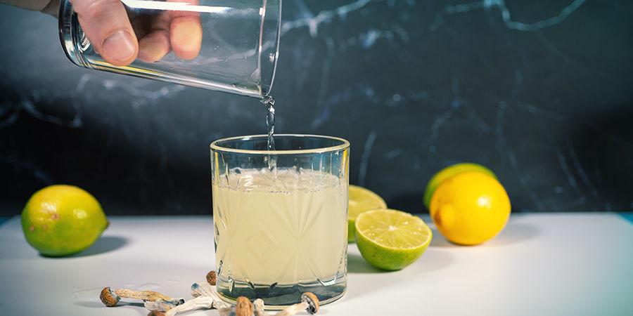 Lemon Tek-instructies: Voeg Water Of Thee (Niet Kokend!) Aan Je Sap Toe