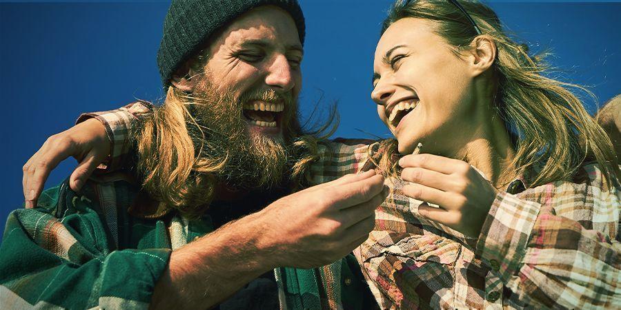 Kan wiet je op de lange termijn gelukkig maken?
