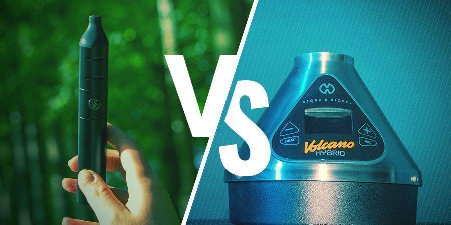 Hoe doe je een vaporizer burn off: draagbare- versus desktop vaporizers