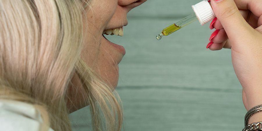 CBD-olie: hoe smaakt het?
