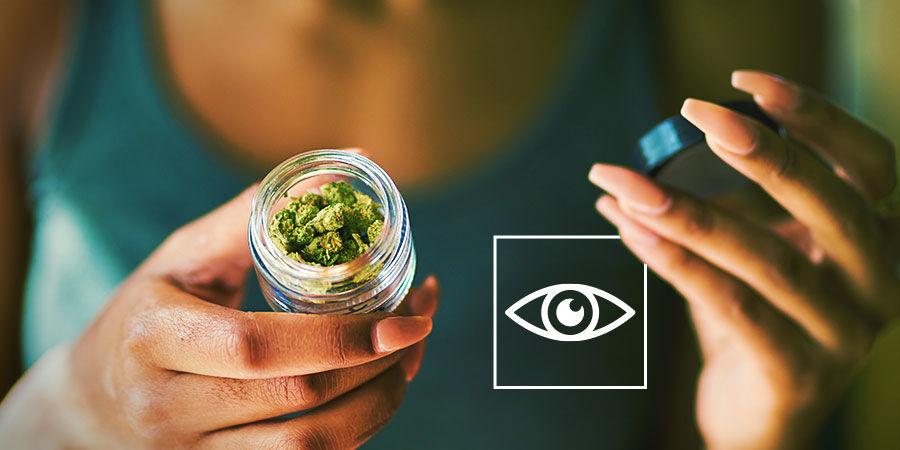 Verontreinigde wiet herkennen: inspecteer je wiet met het blote oog