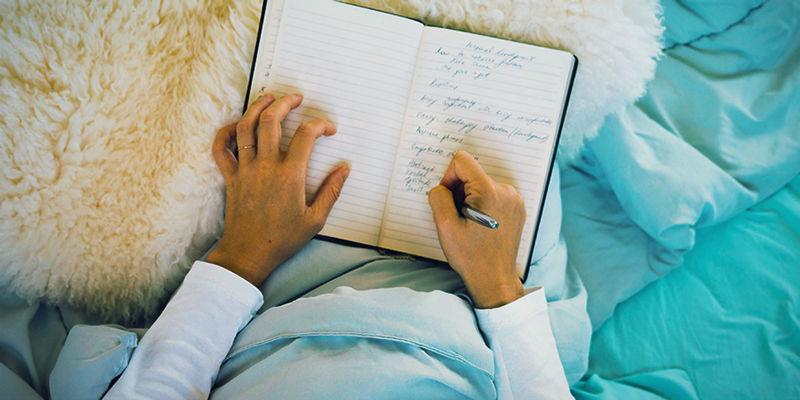Een Droomdagboek Bijhouden: Wanneer Je Ontwaakt