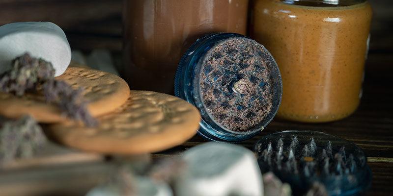 Alternatieve Ingrediënten Voor Firecrackers Met Marihuana