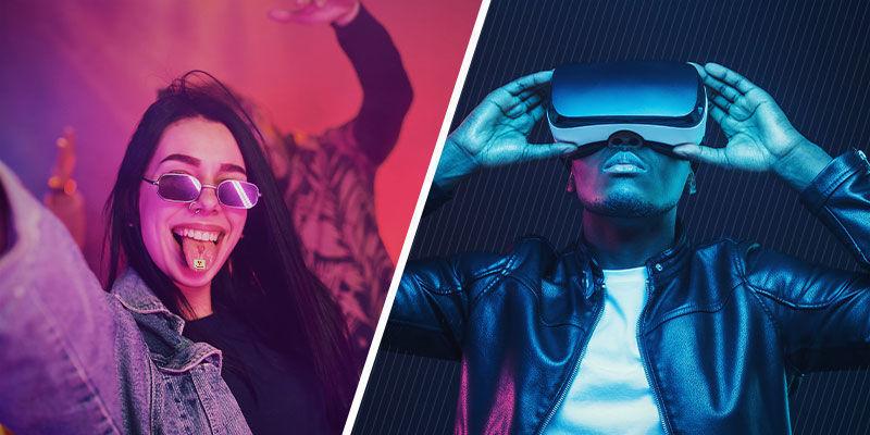 Belangrijk wanneer je psychedelica en VR combineert
