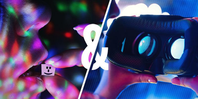 Wat zijn psychedelica en virtual reality?