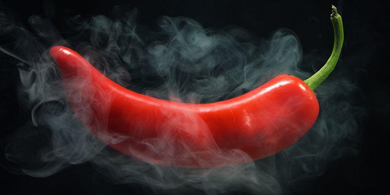 Nieuwe kanshebbers om de heetste peper ter wereld te worden