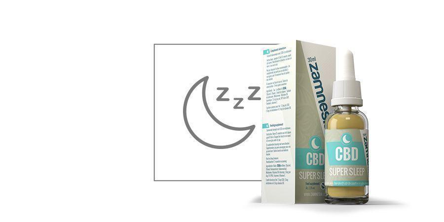 Zamnesia Super Sleep