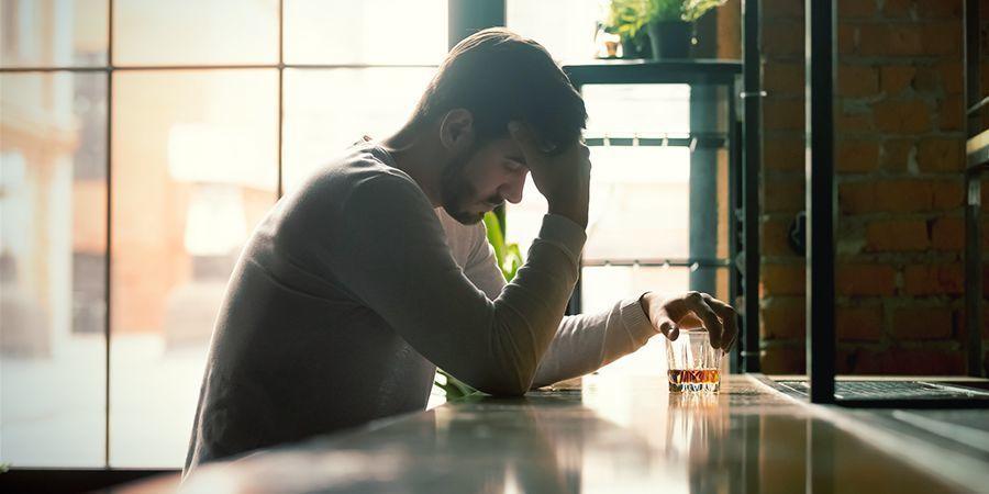 DRINK NIET MEER ALCOHOL