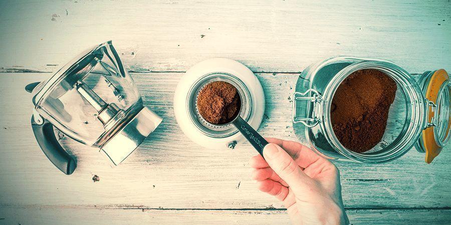 Recept voor cannabiskoffie
