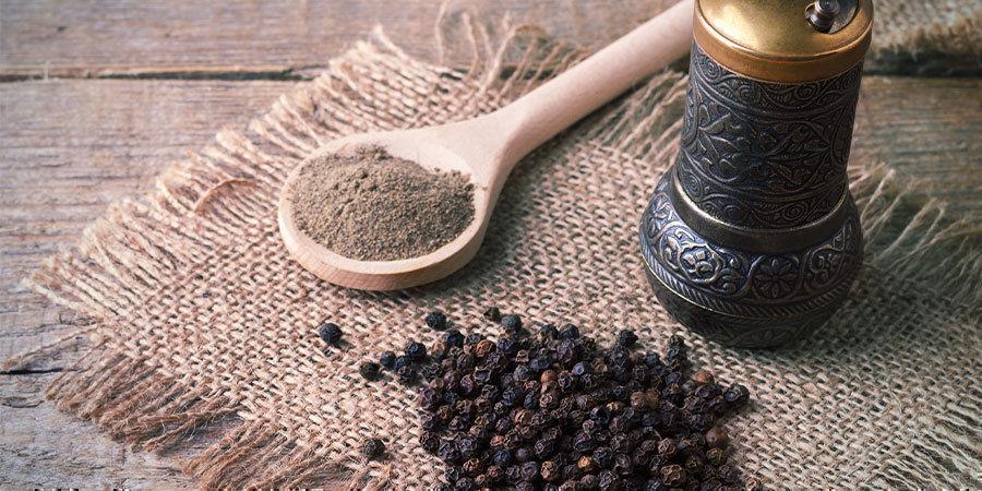 Wat is zwarte peper?