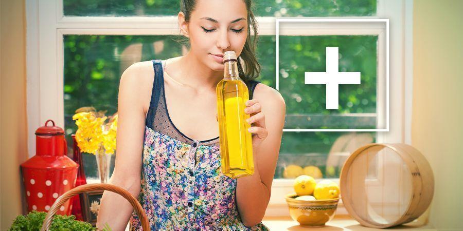 Voordelen van olijfolie met wiet