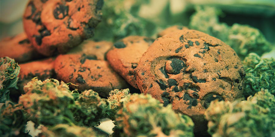 Het Eten Van Edibles Kan De Psychedelische Aard Van Cannabis Laten Zien