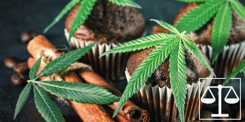 Cannabis Cupcakes Doseren