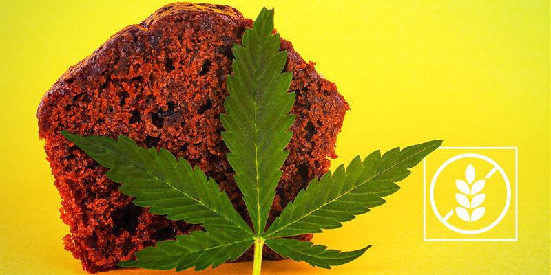 Glutenvrij Recept Voor Cannabis Cupcakes