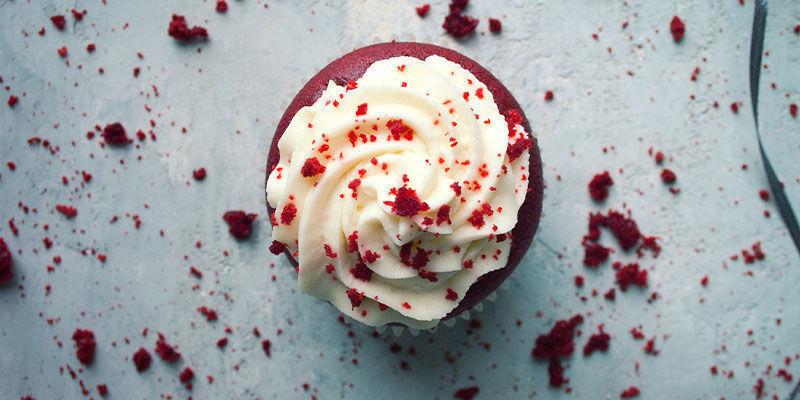 Recept Voor Red Velvet (Of Groene) Cannabis Cupcakes