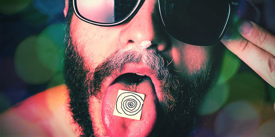 HOE GEBRUIK JE LSD?